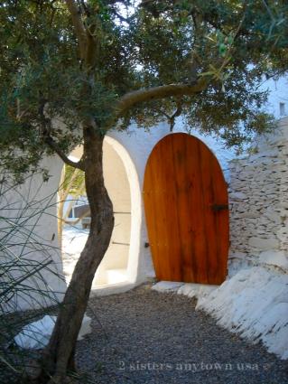 Salvador Dalí's garden, Cadaqués, Spain