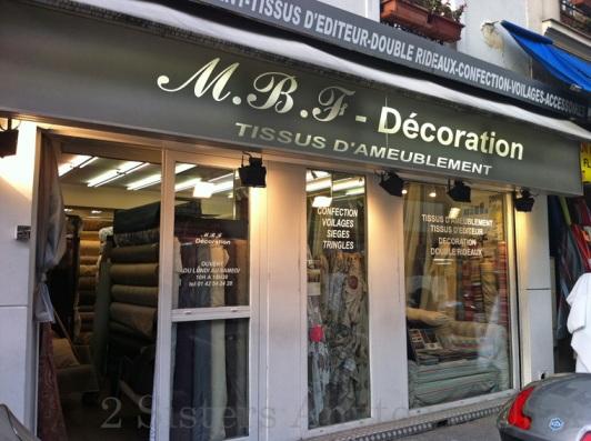 MBF Décoration