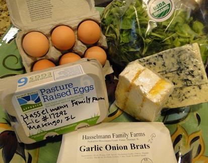 Palatine Farmers Market goods